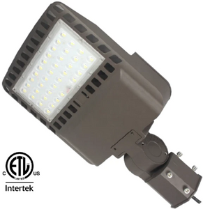 80W Street Light, 5000K, 10400 Lumens (LN)