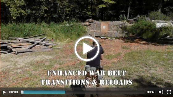 Video: Enhanced War Belt Transitions and Reloads
