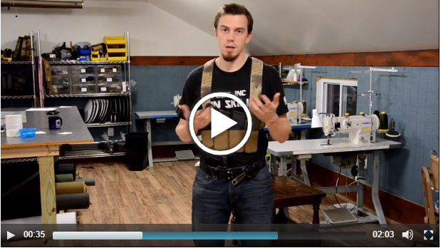 Video: Q&A - Gadsden Dynamics Chest Rigs