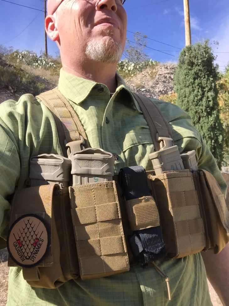 Gadsden Dynamics Cohort 4 Chest Rig First Impressions Review - Cohort 15 Blog Repost