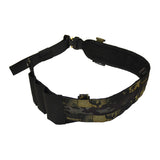 enhanced war belt in multicam black
