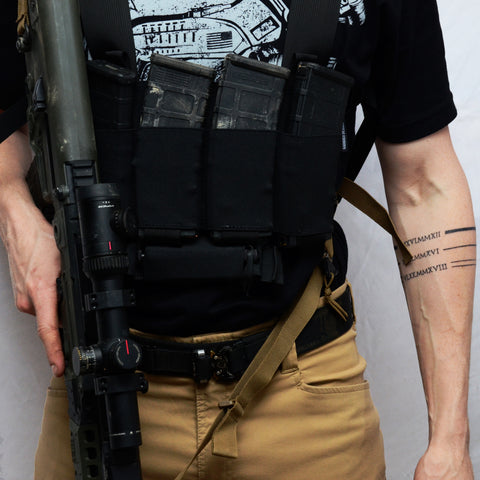 Underground Partisan Chest Rig