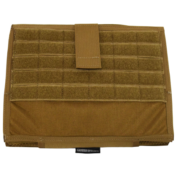 coyote brown commanders case front