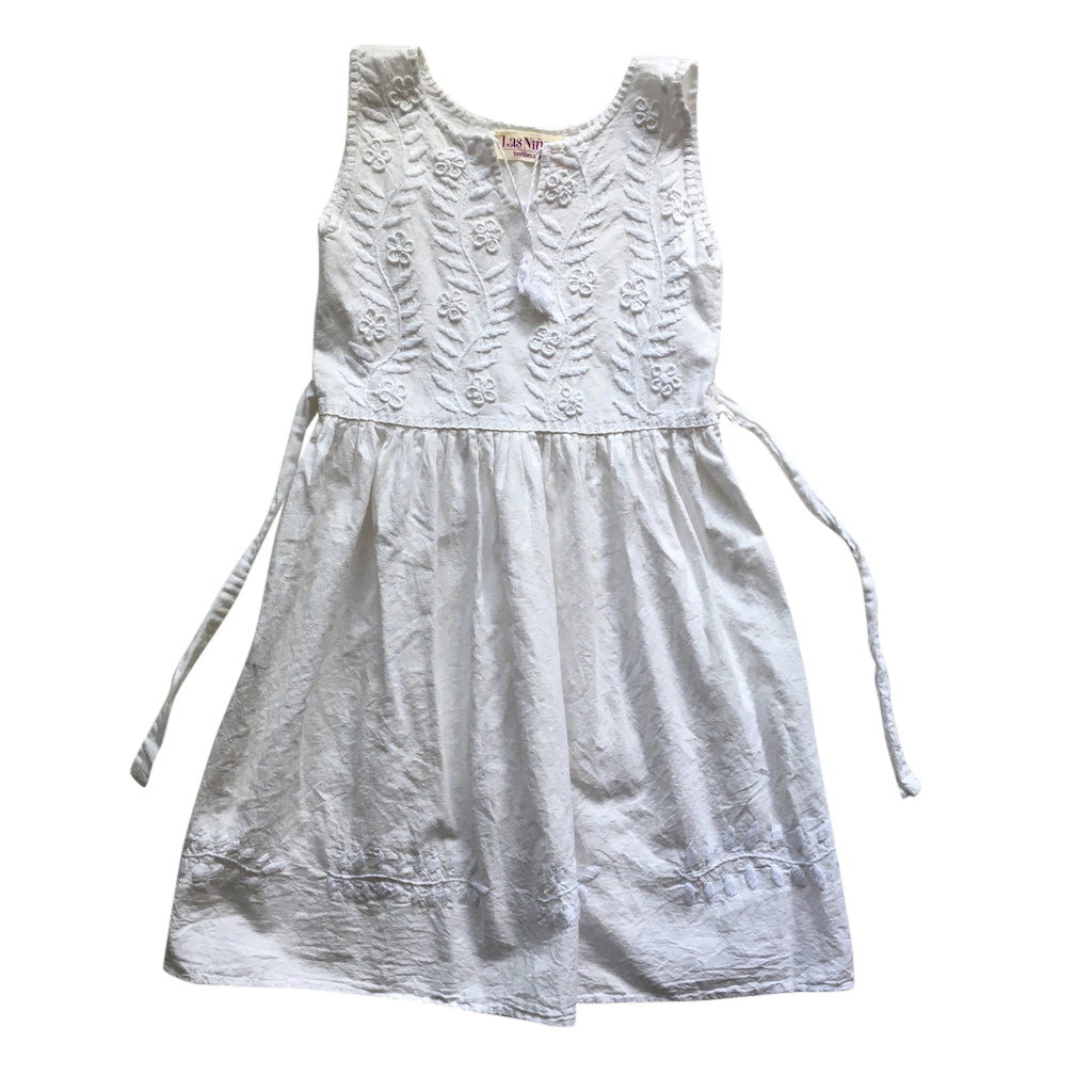 sophie embroidered dress 2-4 years