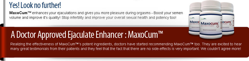 Maxo Ejaculation Volumizer For Men  Lyve Center-6018