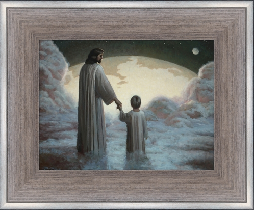 Lead Me, Guide Me - Framed 8x10 and 11x14