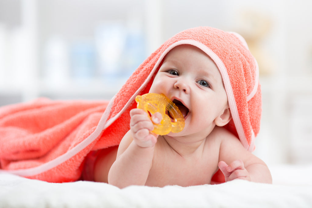 Helpful Teething Tips