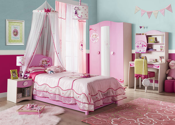 Ideas for Decorating a Little Girl's Bedroom