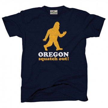 Squatch Out! Tee
