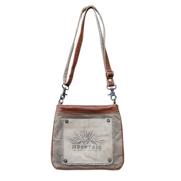 Mountains Hipster Crossbody