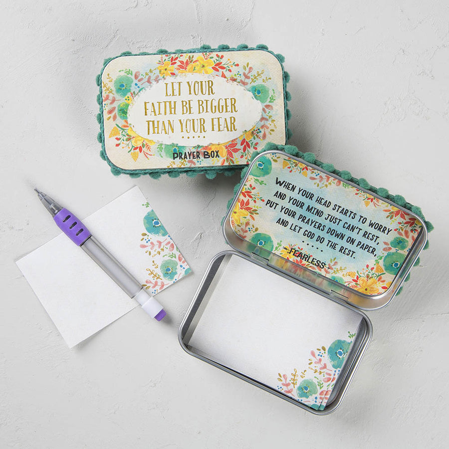 Natural Life Prayer Box