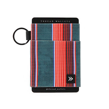 Thread Wallet- Elastic Card Holder JUAREZ