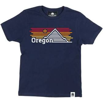 Oregon Horizons Tee