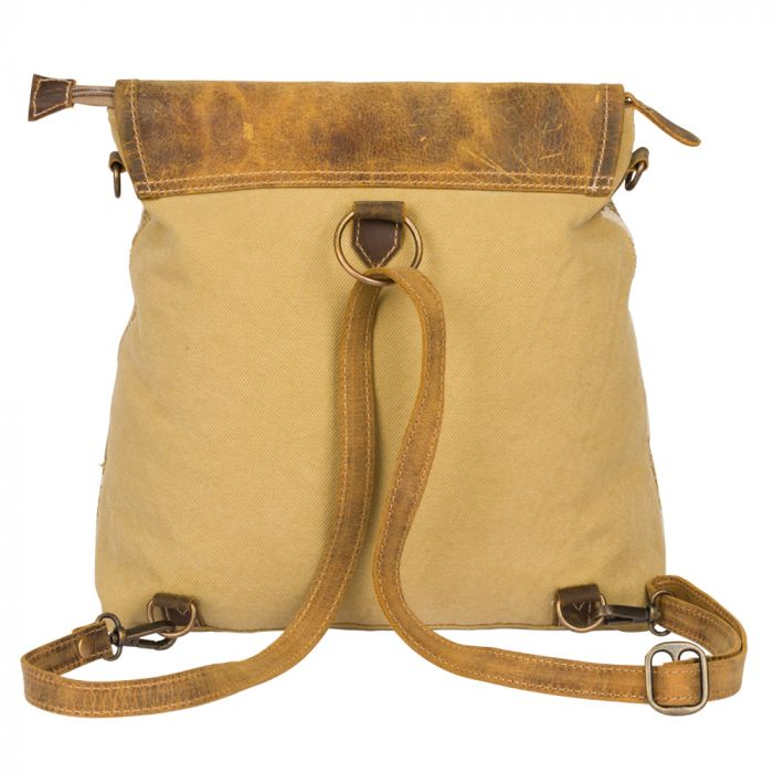 The brown Fantasy Backpack Bag