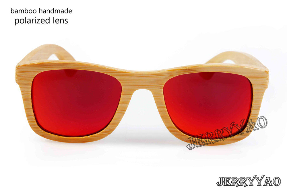Bamboo Sunglasses - awashdress