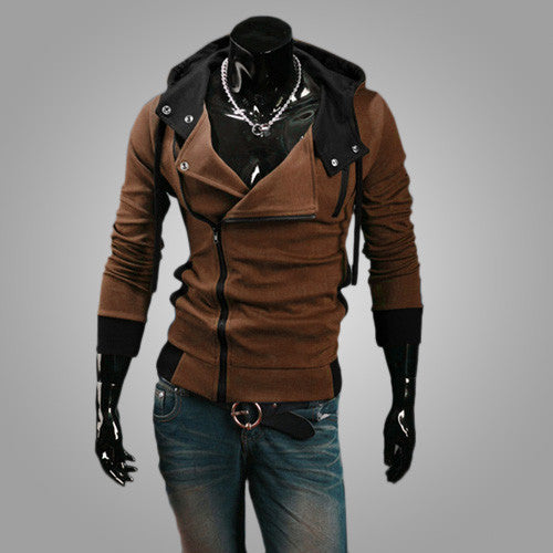 Assassins Creed Hoodies Men Sweatshirt - awashdress