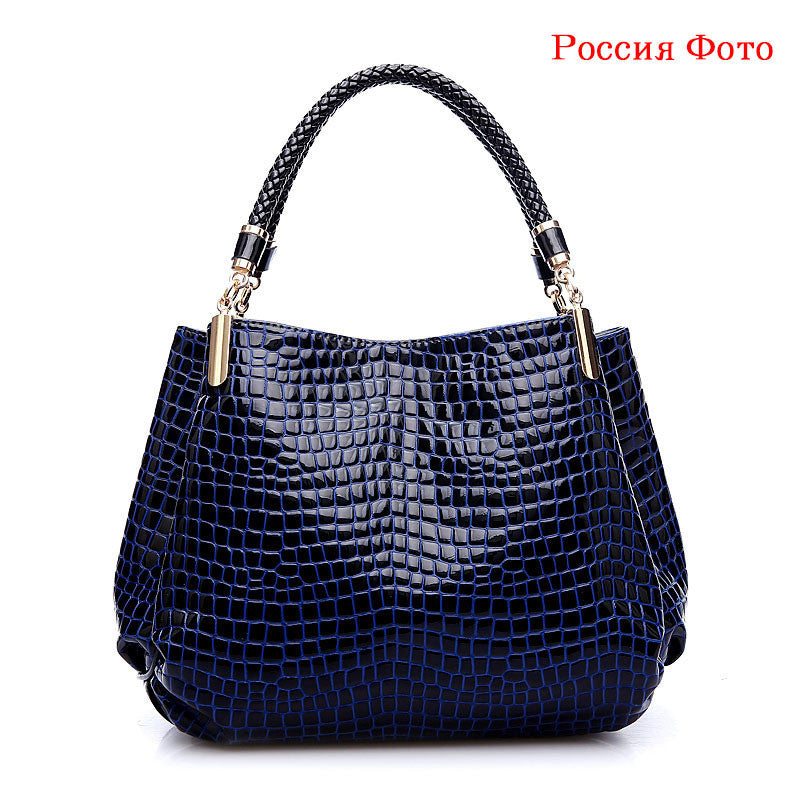 Leather Pattern Handbag
