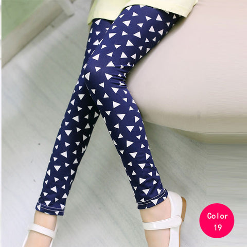 gprinting Flower leggings