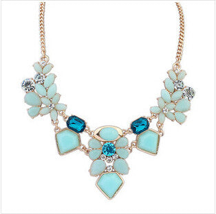 Charm Gem Cute Necklaces & Pendants - awashdress