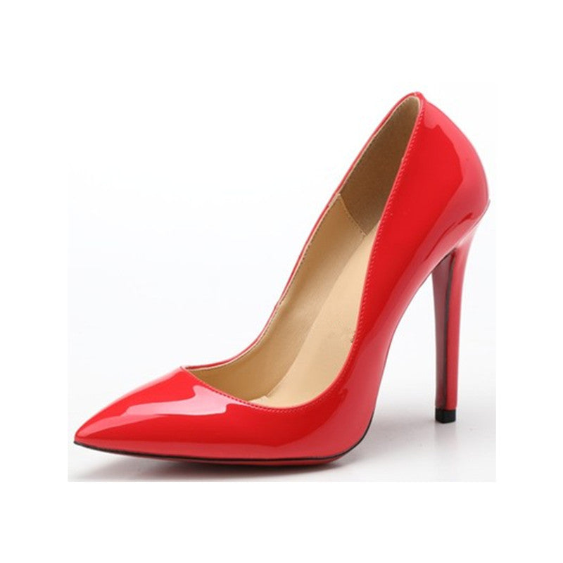 Red bottom High Heel Pump
