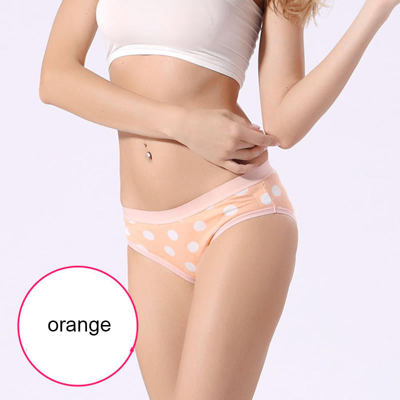 Candy Casual Women Cotton Underwear Panties - awashdress