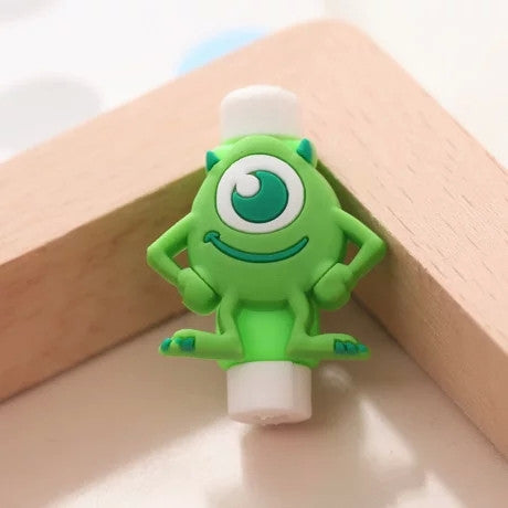 Cartoon Protector For Cable iPhone Cord - awashdress