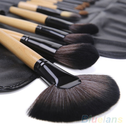 24 PCS/Pack Professional Soft Makeup Brushes - awashdress