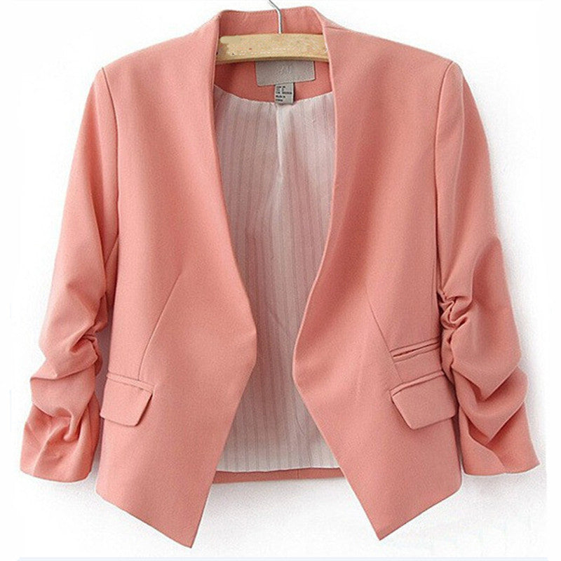 Fashion Women Short Coats