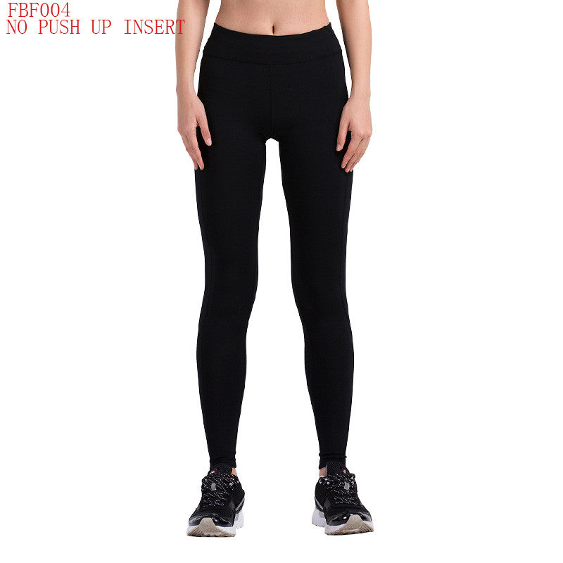 Hips Push Up Legging Tights Fitness Yoga Pants Quick Dry