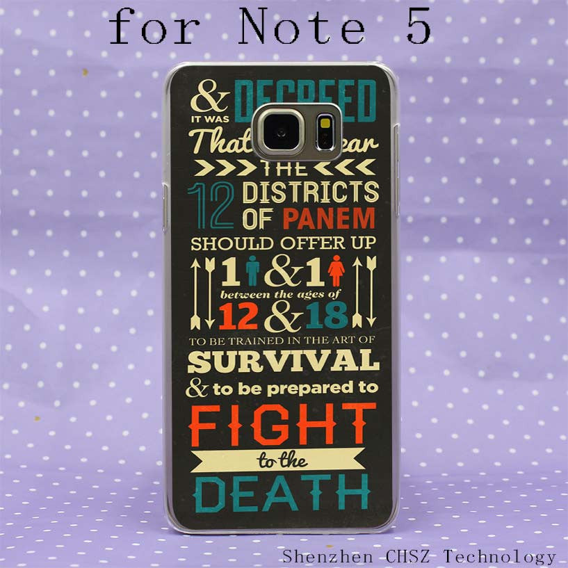 The Hunger Games Hard Case Cover