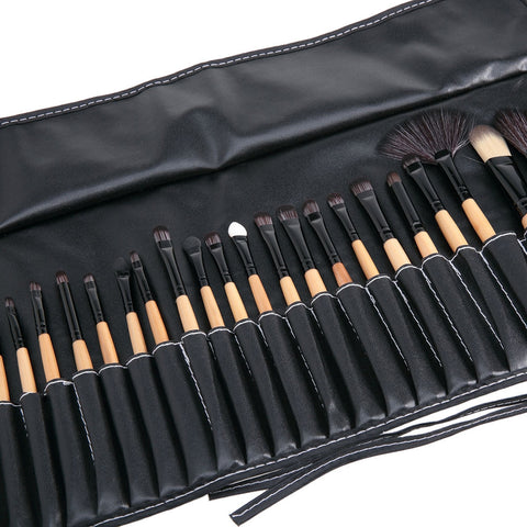 24 PCS/Pack Professional Soft Makeup Brushes