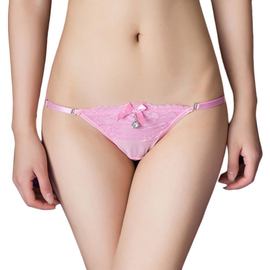 Thongs G-string T-back Lingerie Underwear