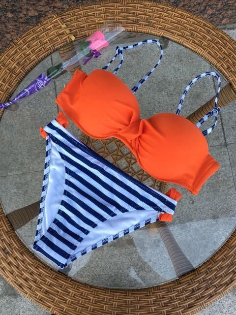 Bathing Suit Push Up Brazilian - awashdress