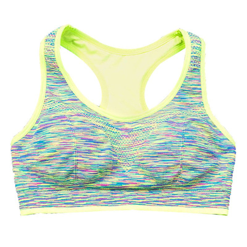 Running yoga fitness Quick to dry Comfortable and cool bra