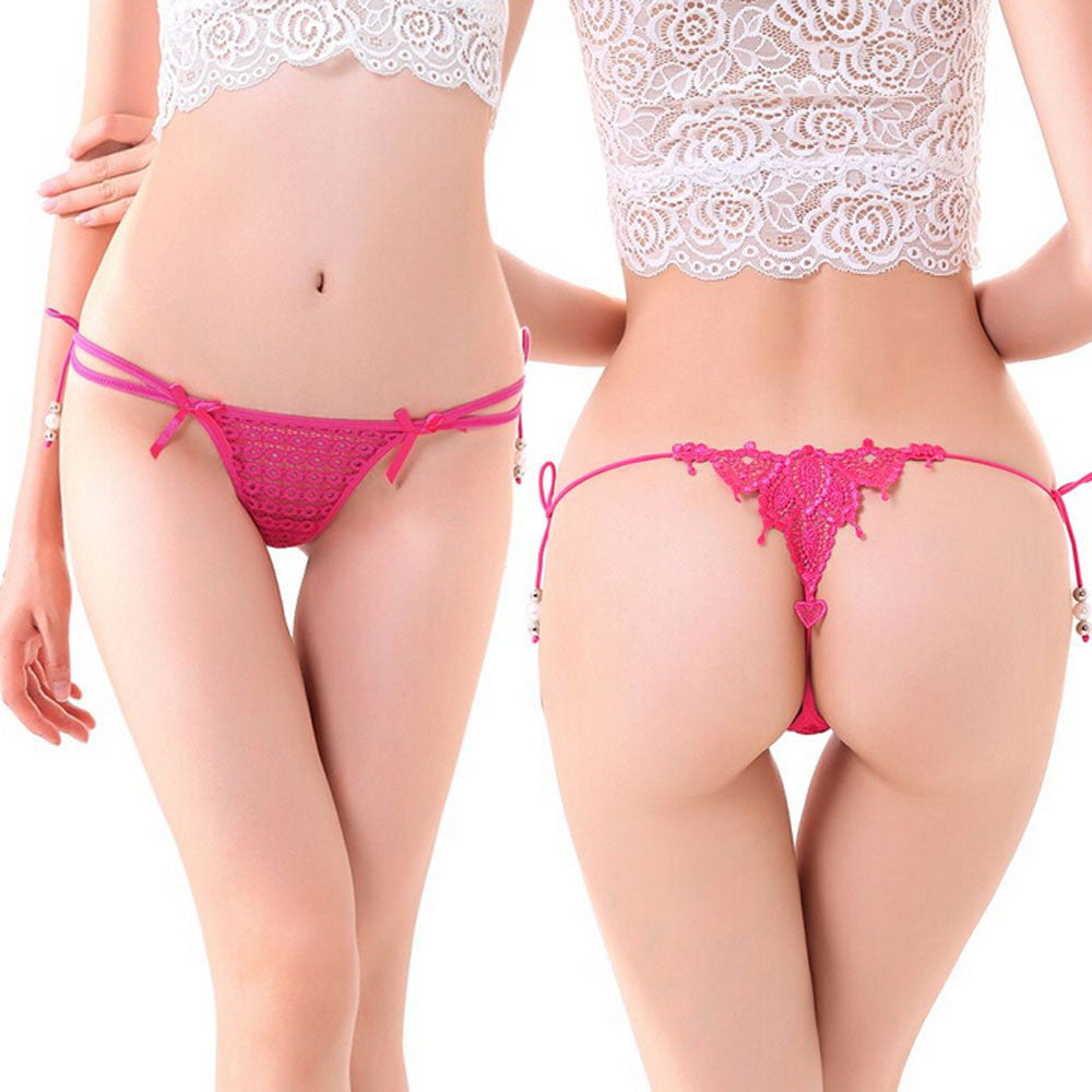Lingerie Briefs Underwear Thongs G-string
