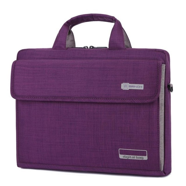 Unisex Big Capacity Nylon 13.3 14 15.6 Inch Laptop Bag Notebook Protective Case Cover Computer Bags