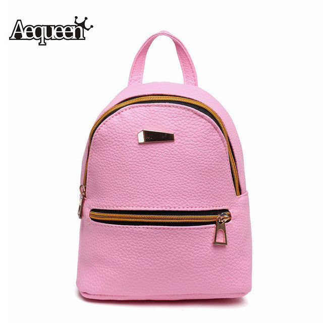 Mini Women Backpack