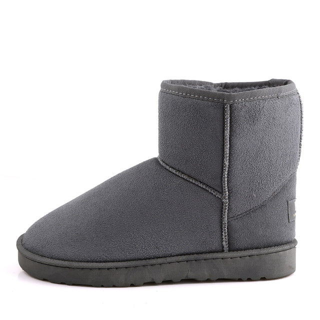ankle winter boots - awashdress