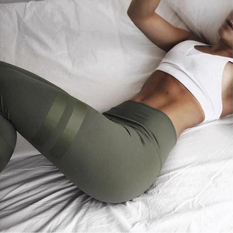 09983221ad24 Green High Waist Leggings