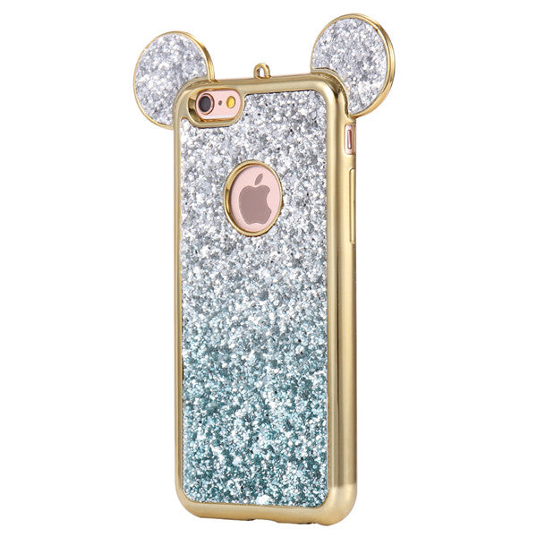 3D Mickey Mouse Silicone Case For iPhone - awashdress