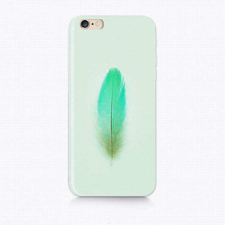 Feather Soft Silicone Phone Case