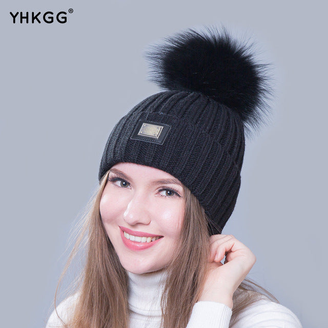 Women Winter Cap