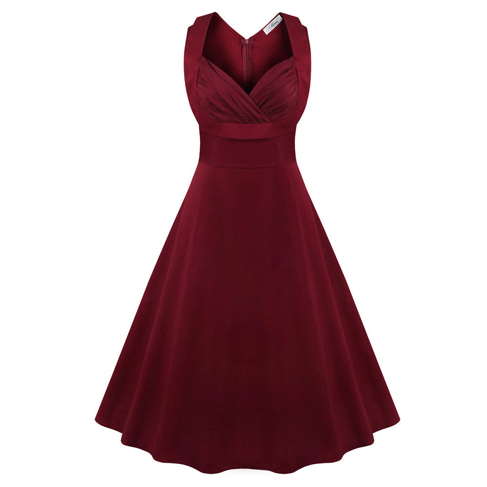 Audrey Retro Dress - awashdress