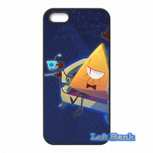 Bill Cipher Characters Phone Cases - awashdress