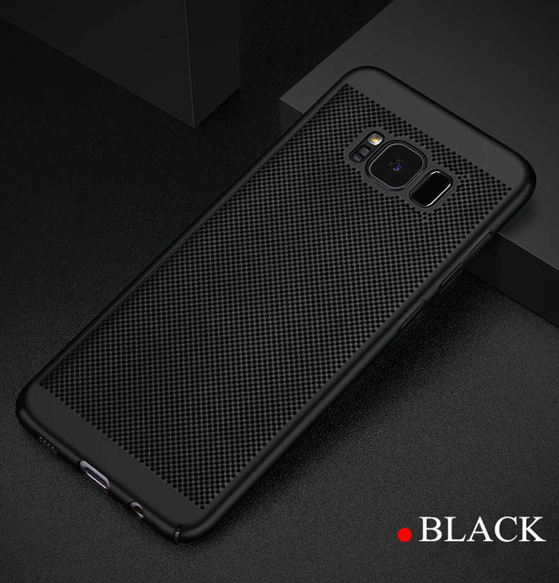 Heat dissipation hard case For samsung Galaxy s8 s8plus s7 s7 edge