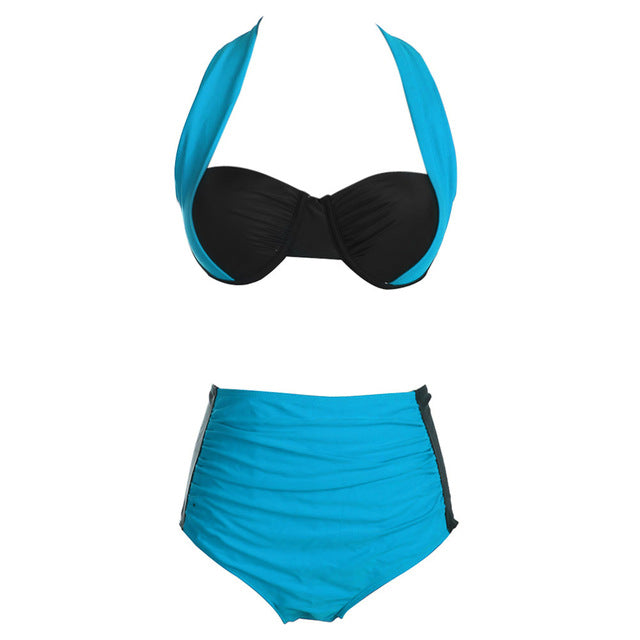 Bandage Bikini Set Beachwear Bathing Suit