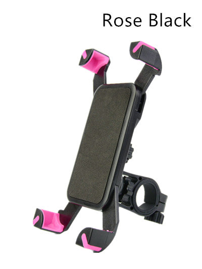 Bicycle Phone Holder Handlebar Clip Stand