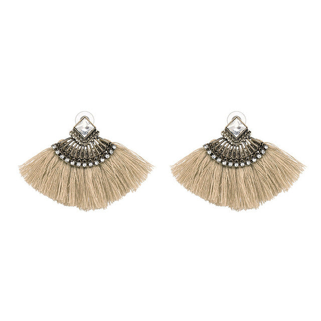 Bohemia Dangle Drop Earrings Women Accessories