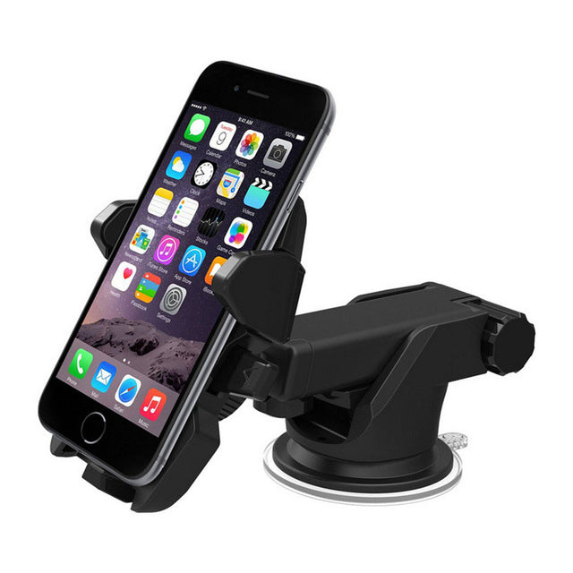 Car Dashboard Windshield Mount Cell Phone Stand Holder
