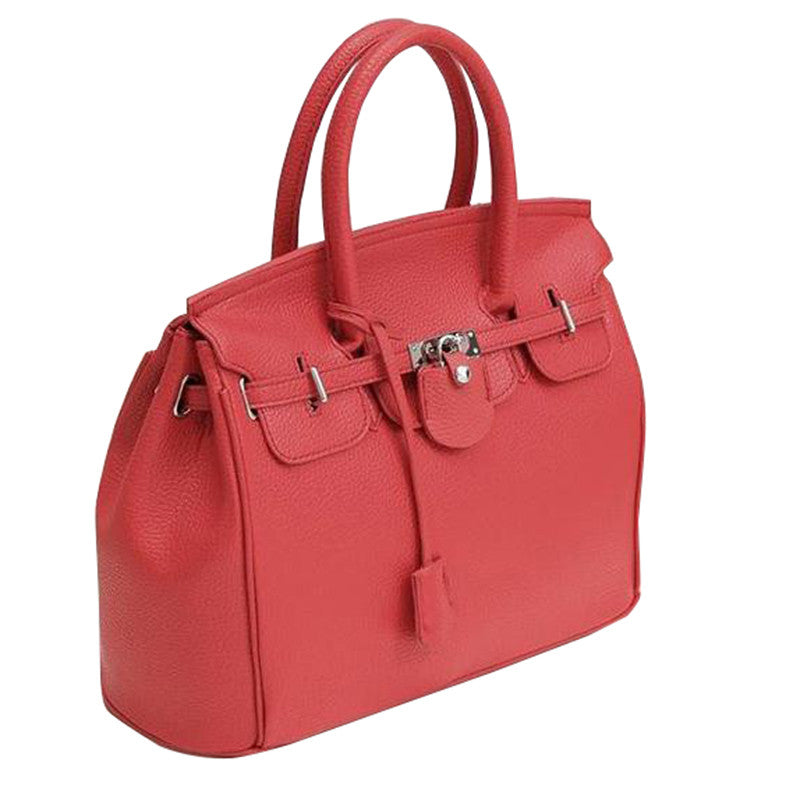 Super Star Leather HandBag